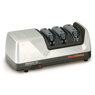 Chef'sChoice Brushed Metal Electric Knife Sharpener