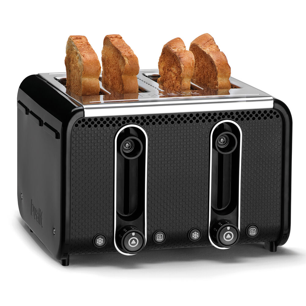 The Studio by Dualit 4-Slice Toaster