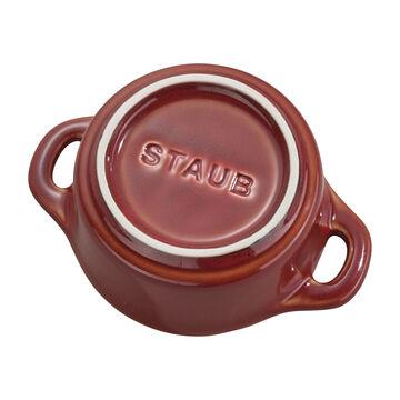 Staub Rustic Mini Cocottes, Set of 3