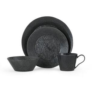 Julian Grey 16-Piece Dinnerware Set