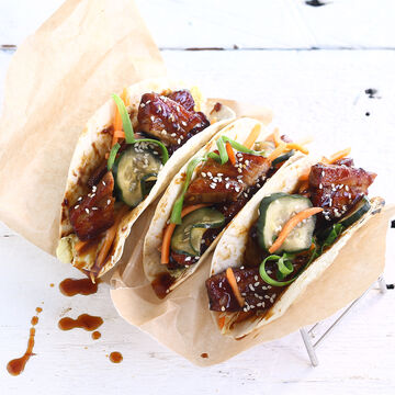 Korean BBQ Taco Simmer Sauce
