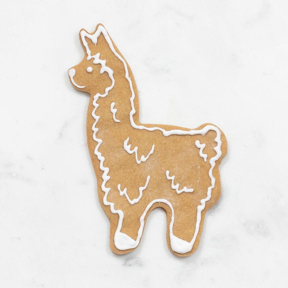 """Llama Cookie Cutter, 4.25"""""""
