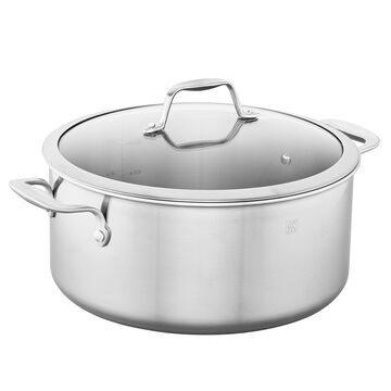 Zwilling Spirit Stainless Steel Dutch Ovens