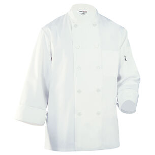 Chef Works White Basic Chef Coats