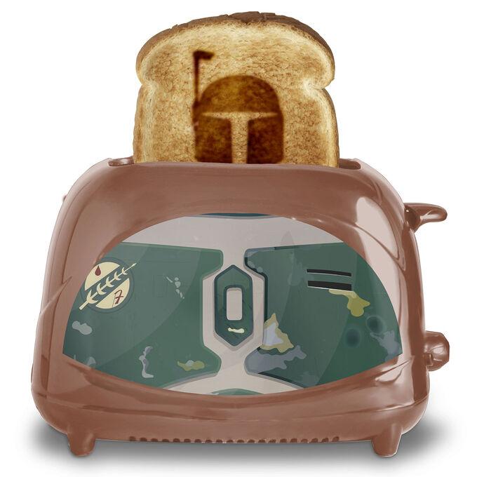 Star Wars™ Boba Fett™ Empire 2-Slice Toaster