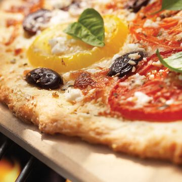 "Pizza Grill Stone, 14"" x 16"""