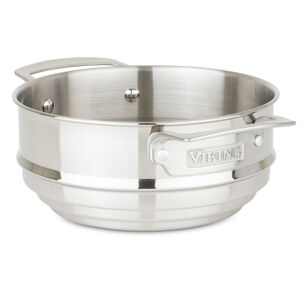 Viking Stainless Steel Steamer Insert