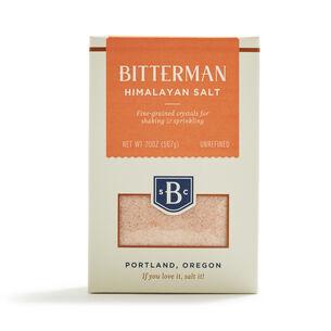 Bitterman Himalayan Pink Salt, 20 oz.
