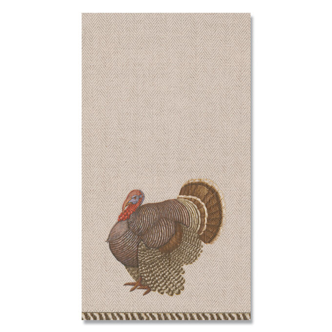 Thomas T. Byrd Paper Guest Napkins