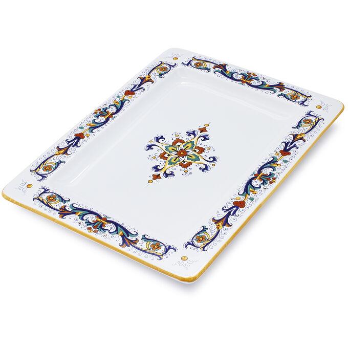 Nova Deruta Serve Platter