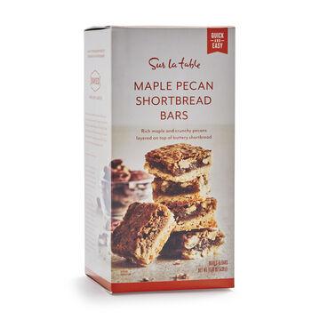 Maple Pecan Shortbread Bar Mix