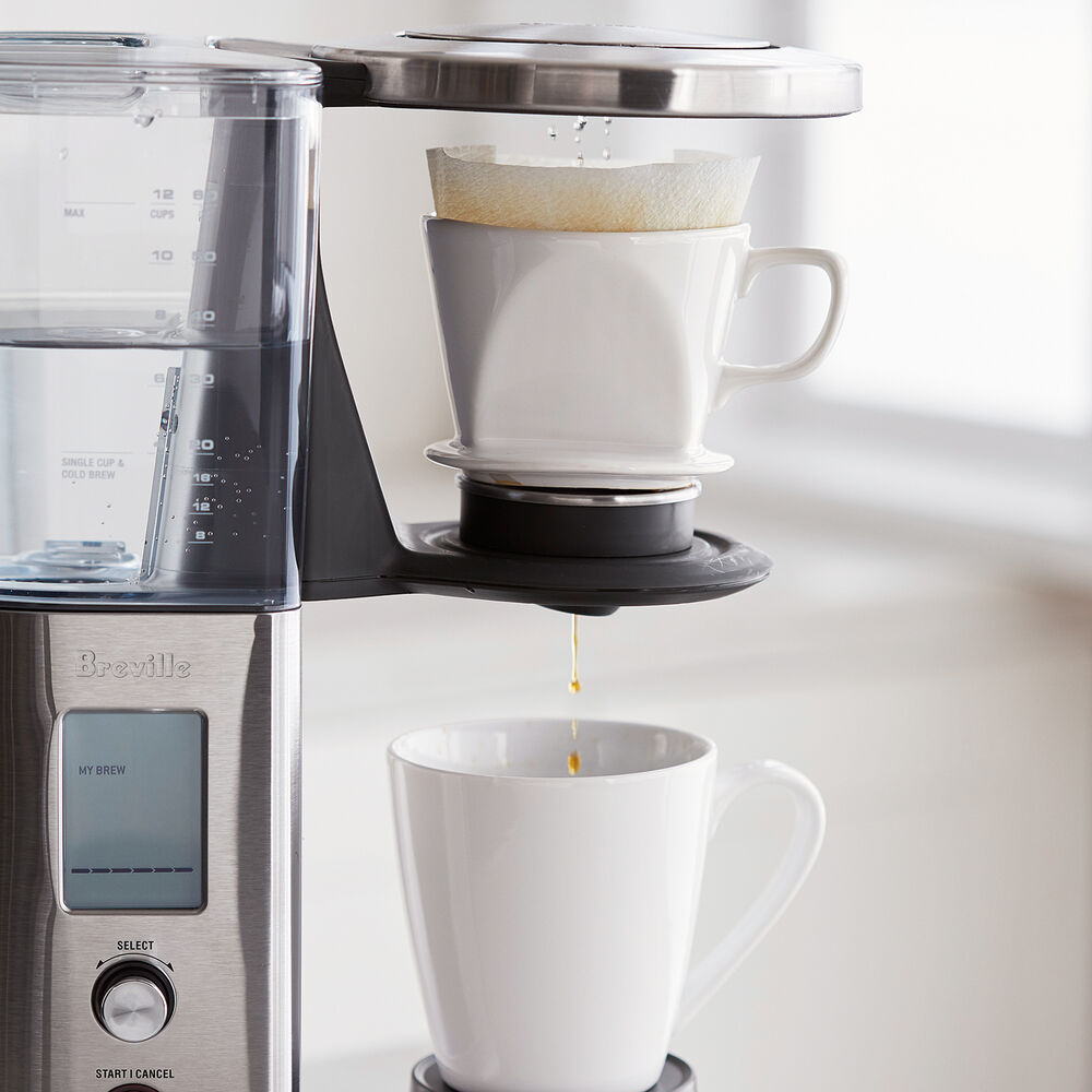 Sur La Table White Stoneware Coffee Cones
