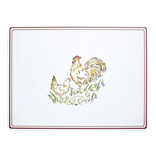 Rooster Cork Placemat