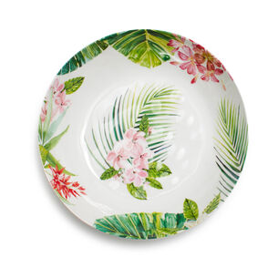 Cabana Melamine Dinnerware, Set of 12