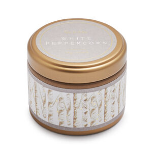 White Peppercorn Soy Candle, 3 oz.