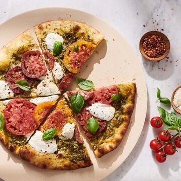 """Pizza Grill Stone, 16.5"""""""