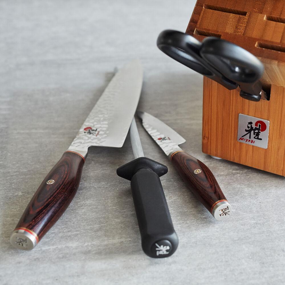 Miyabi Artisan SG2 Collection 7-Piece Knife Block Set