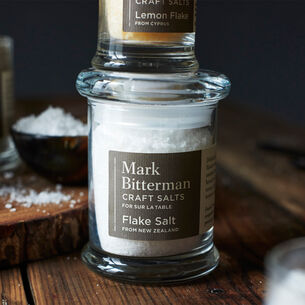 Bitterman's Large Flake Salt