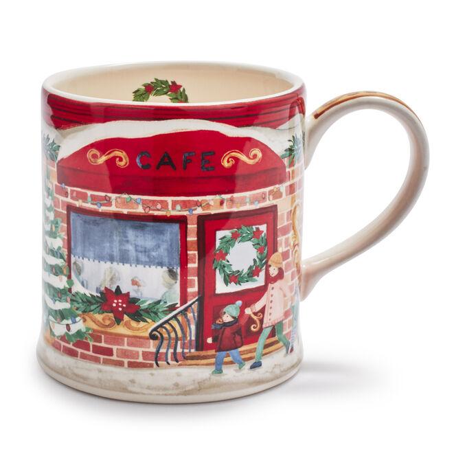 Holiday Cafe Store Mug