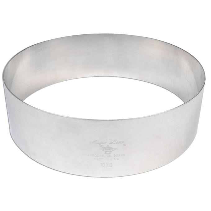 Aluminum Cake Ring