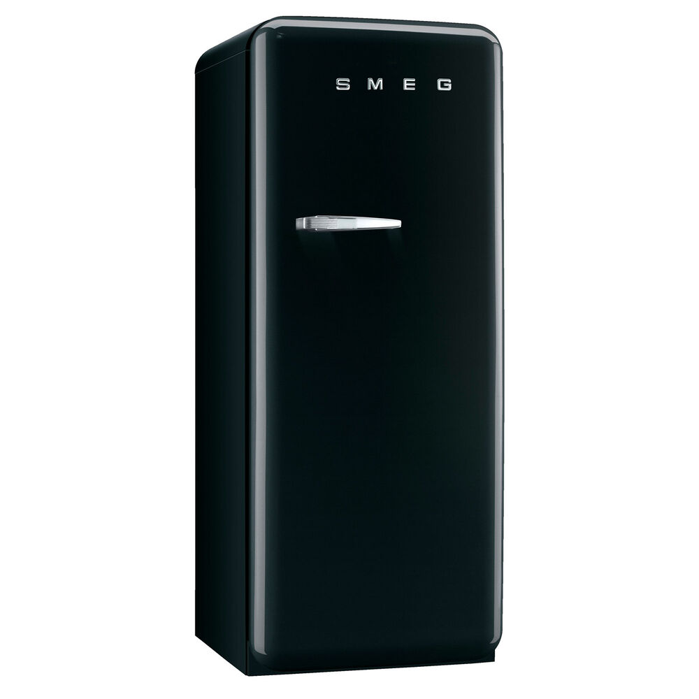SMEG Single-Door Refrigerator with Freezer Compartment, Right-Hand Hinge