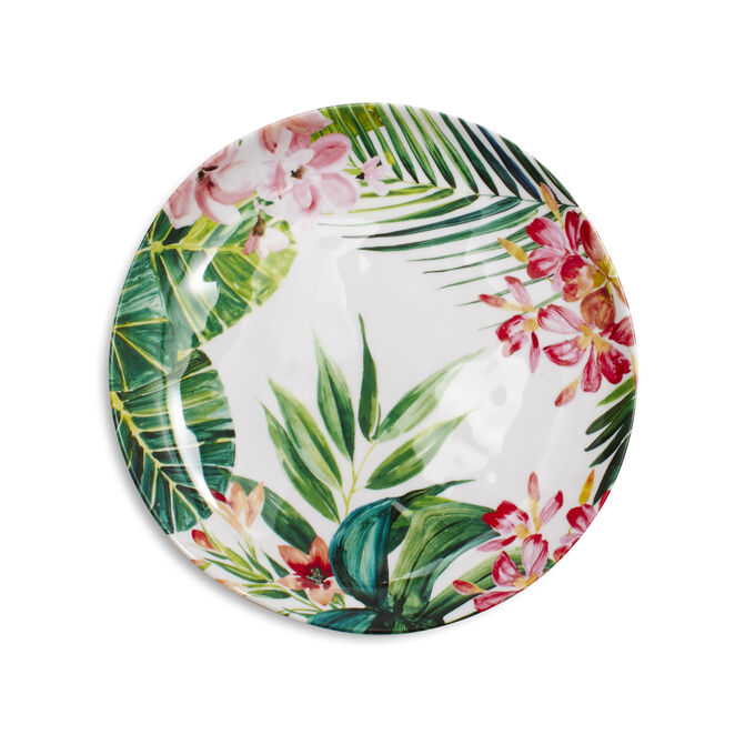 Cabana Melamine Salad Plate