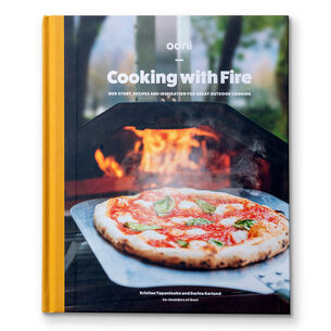 Ooni: Cooking with Fire Cookbook