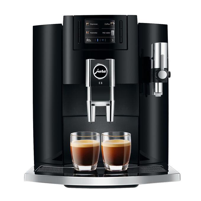 Jura E8 Black Automatic Coffee Machine