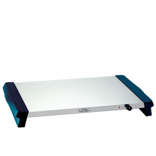 """Stainless Steel Warming Tray, 21½"""" x 14"""""""