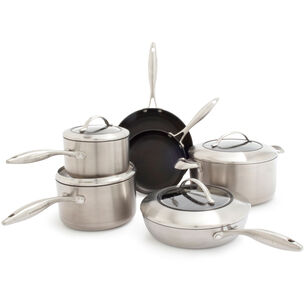 Scanpan® CTX 10-Piece Nonstick Cookware Set