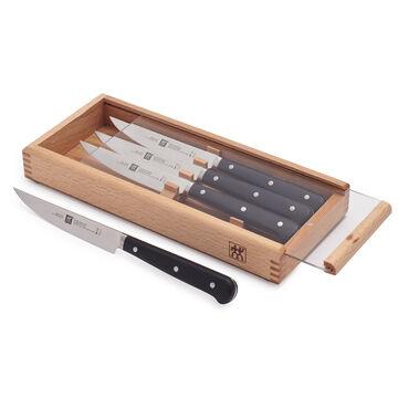 Zwilling J.A. Henckels Porterhouse Steak Knives, Set of 4