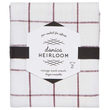 Heirloom Towels, Set of 2