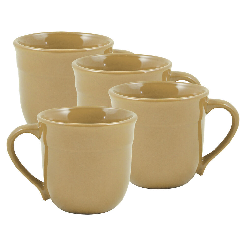 Emile Henry HR Collection Mug, Set of 4