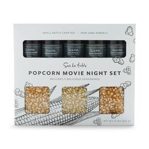 Sur La Table Popcorn Movie Night Set