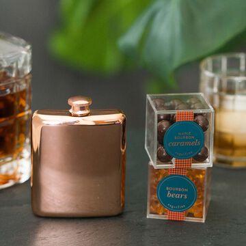 Sugarfina Vice Collection Flask Gift Set