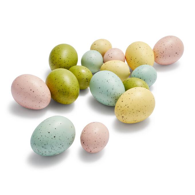 Egg Scatter, Set of 16