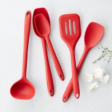 Sur La Table Silicone Sauce Spoon, Large