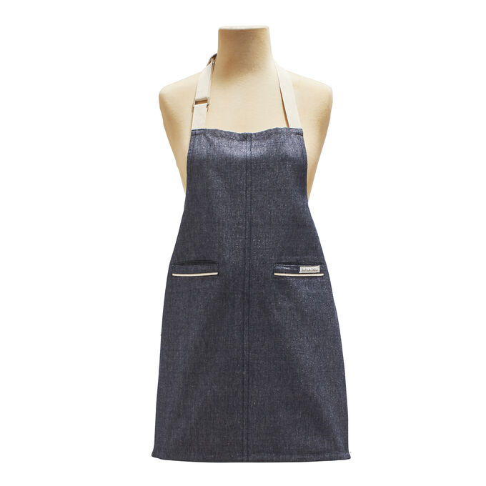 Signature Chambray Denim Child's Apron