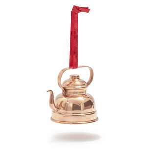 Copper Teapot Ornament