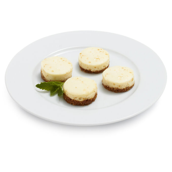 Mini New York Cheesecakes, 40 Pieces