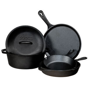 Lodge Cookware, Set of 5