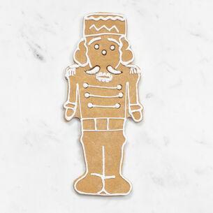 Large Nutcracker Copper Cookie Cutter