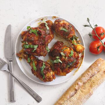 Sur La Table Homemade Chicken Cacciatore Starter