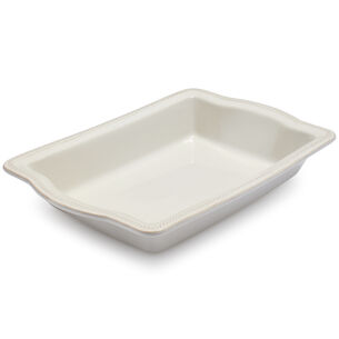 Pearl Stoneware Baker