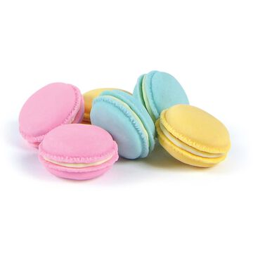 Fred Sweet Mistakes Macaron Scented Erasers, Set of 6
