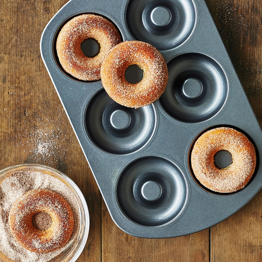 Sur La Table Apple Cider Doughnuts with Cinnamon & Sugar