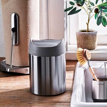 simplehuman Countertop Trash Can, 1.58 qt.