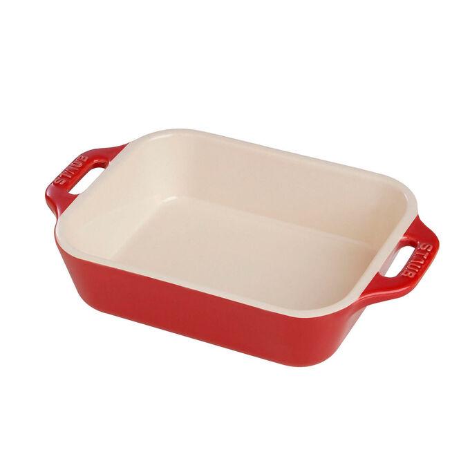 "Staub Ceramic Rectangular Baking Dish, 7.5"" x 6"""