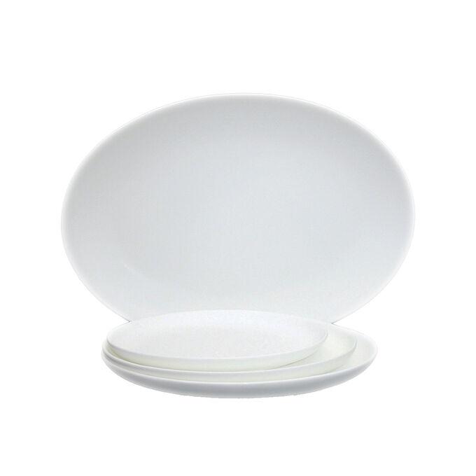 """Fortessa Purio Platters, 13.75"""""""
