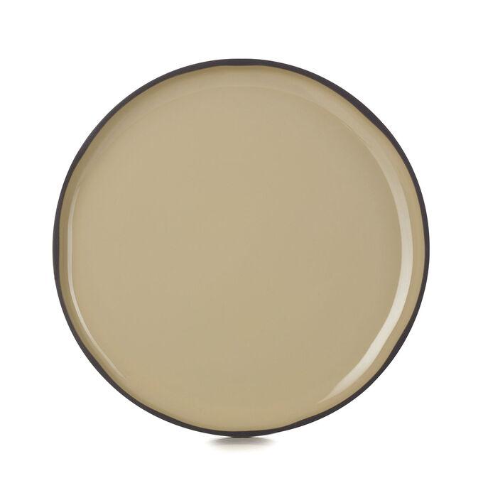 "Revol Caractère Dessert Plates, 8.25"", Set of 4"